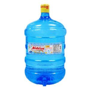 Nước Bidrico bình vòi 19L
