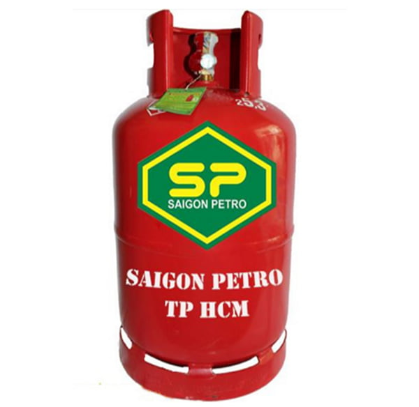Gas Saigon Petro – Màu Đỏ 12kg