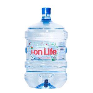 Bình nước Ion Life 19L có vòi