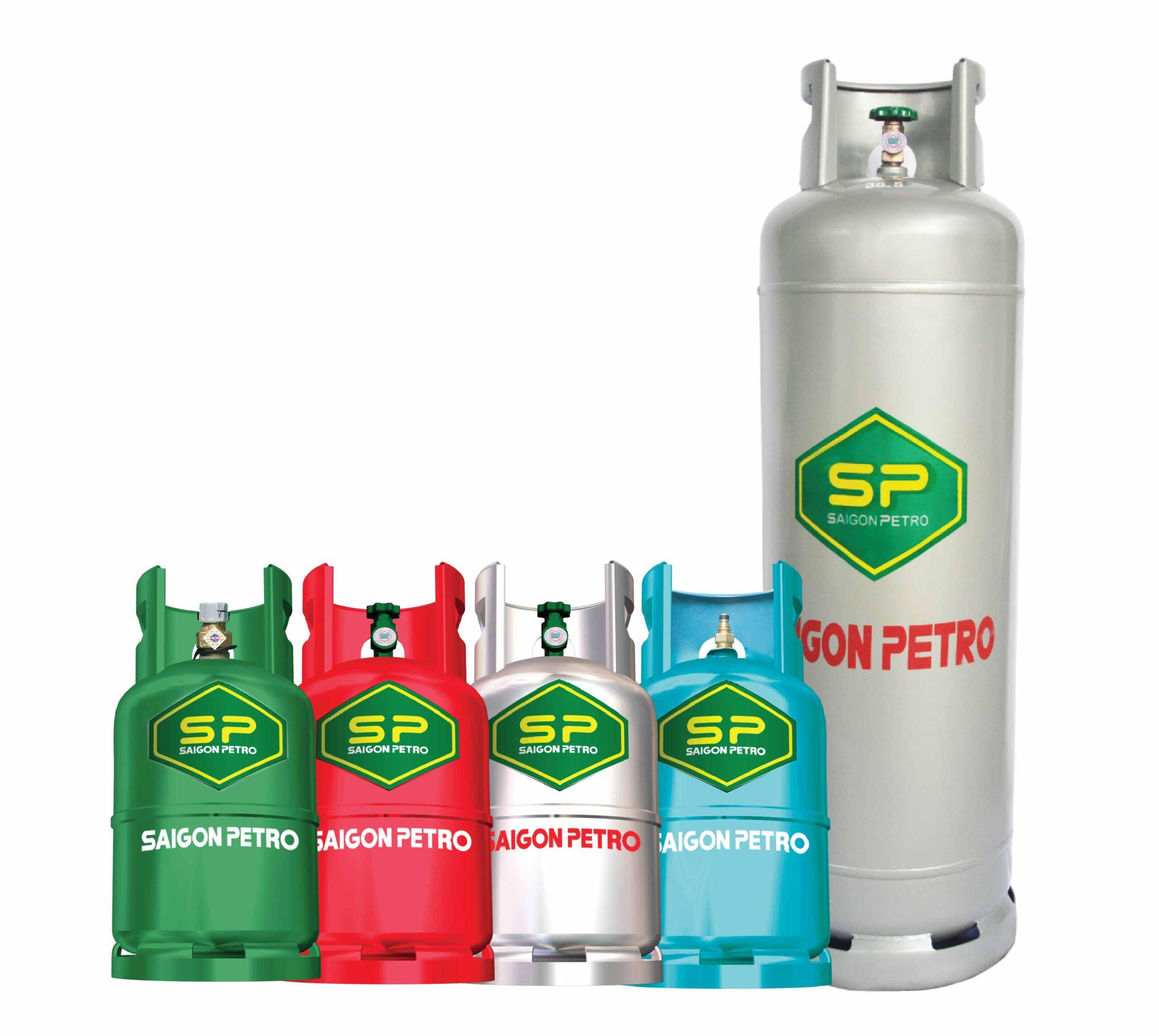 Bình gas Saigon Petro
