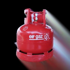 bình gas 6kg elf gas